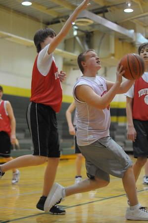 Basketball Winter 09
