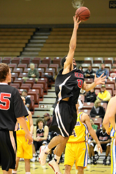 "Images from the DEcember 29th 2007 Oak Harbor Fright Lines Classic Seattle University Redhawks Basketball game versus the Concordia College Clippers at Brougham Pavillion in Seattle Washington in the NCAA Division II action. 4x6 prints will be made 'as-is' and are priced at a substantial discount, all other sizes and products will be post-processed by hand to maximize image quality (and reflect my usual pro pricing).  Small digital images for web use are available on request with any print purchase. Images may be used for personal viewing, but may not be used for any commercial purposes or altered in any form without the express prior written permission of the copyright holder, who can be reached at troutstreaming@gmail.com Copyright © 2007 J. Andrew Towell   <a href=""http://www.troutstreaming.com"">http://www.troutstreaming.com</a> . <br /> <br /> As always, feedback - good and bad - is always appreciated!"