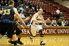 "Images from the February 7th 2008 Seattle Pacific University Falcons Basketball game versus the Montana State University Billings Yellowjackets at Brougham Pavilion in Seattle Washington in the NCAA Division II Great Northwest Athletic Conference. 4x6 prints will be made 'as-is' and are priced at a substantial discount, all other sizes and products will be post-processed by hand to maximize image quality (and reflect my usual pro pricing).  Small digital images for web use are available on request with any print purchase. Images may be used for personal viewing, but may not be used for any commercial purposes or altered in any form without the express prior written permission of the copyright holder, who can be reached at troutstreaming@gmail.com Copyright © 2008 J. Andrew Towell   <a href=""http://www.troutstreaming.com"">http://www.troutstreaming.com</a> . <br /> <br /> As always, feedback - good and bad - is always appreciated!"