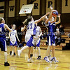Snapshot images form the Magic 6th Grade Girls Western Washington 2009 Winter League games. Image Copyright © 2009 J. Andrew Towell for Troutstreaming  outdoor and sports media. All Rights Reserved. Please contact the copyright holder at troutstreaming@gmail.com to discuss any and all usage rights .