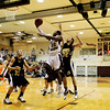 "Images from the 2009-2010 Seattle Pacific University Falcons Basketball game versus Dominican University Penguins at Brougham Pavillion in Seattle Washington in the NCAA Division II play. 4x6 prints will be made 'as-is' and are priced at a substantial discount, all other sizes and products will be post-processed by hand to maximize image quality (and reflect my usual pro pricing).  Small digital images for web use are available on request with any print purchase. Images may be used for personal viewing, but may not be used for any commercial purposes or altered in any form without the express prior written permission of the copyright holder, who can be reached at troutstreaming@gmail.com Copyright © 2009 J. Andrew Towell   <a href=""http://www.troutstreaming.com"">http://www.troutstreaming.com</a> . <br /> <br /> As always, feedback - good and bad - is always appreciated!"