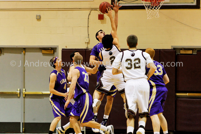 "Images from the 2009-2010 Seattle Pacific University Falcons Basketball season at Brougham Pavillion in Seattle Washington in the NCAA Division II action. 4x6 prints will be made 'as-is' and are priced accordingly, all other sizes and products will be post-processed by hand to maximize image quality.  Small digital images for web use are available on request with any print purchase. Images may be used for personal viewing, but may not be used for any commercial purposes or altered in any form without the express prior written permission of the copyright holder, who can be reached at troutstreaming@gmail.com Copyright © 2009 J. Andrew Towell   <a href=""http://www.troutstreaming.com"">http://www.troutstreaming.com</a> . <br /> <br /> As always, feedback - good and bad - is always appreciated!"