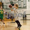 Eagle vs Borah girls varsity & JV basketball.