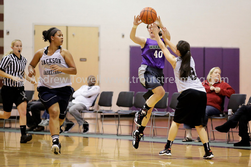 """Images from the 2012 Edmonds Woodway Warriors JV Girls Spring Basketballl games. 4x6 prints will be made 'as-is' and are priced accordingly, all other sizes and products will be post-processed by hand to maximize image quality. Small digital images for web use are available on request with any print purchase. Images may be used for personal viewing, but may not be used for any commercial purposes or altered in any form without the express prior written permission of the copyright holder, who can be reached at troutstreaming@gmail.com Copyright © 2012 J. Andrew Towell   <a href=""""http://www.troutstreaming.com"""">http://www.troutstreaming.com</a> ."""