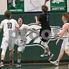 Eagle vs Timberline boys basketball. JV and varsity.