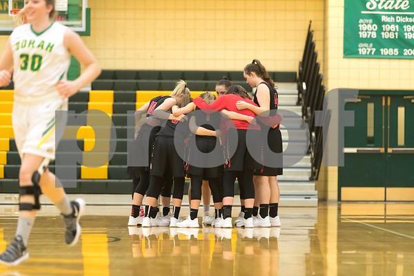 12/21/17 Borah vs Highland Girls Varsity Basketball