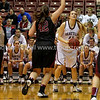 140213 Womens Basketball Seattle Pacific University Falcons versus Central Washington University Wildcats Snapshots