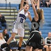 Timberline vs Eagle girls basketball