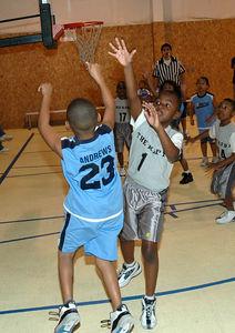 Wichita Biddy basketball Dec 20, 2005.
