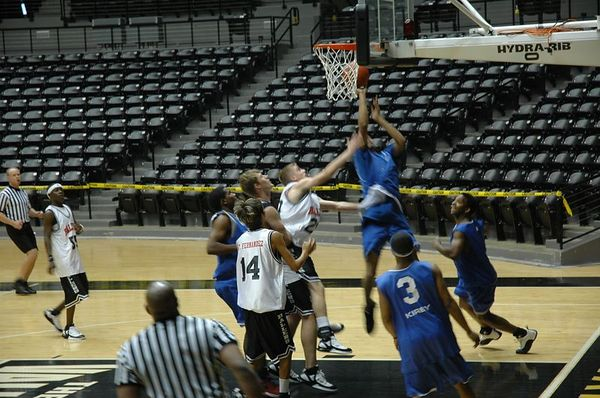 Wichita Hoop Mt Basketball Tournament June 2005