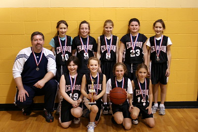 2006-2007 Chardon 4th Grade Travel Bball