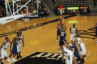 Wichita Northwest vs Southeast Feb 10, 2006.