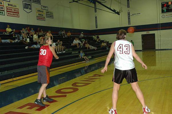 Women Basketball June 2006