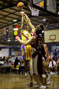 NBL Blitz, Coffs Harbour, 8-9 September 2006
