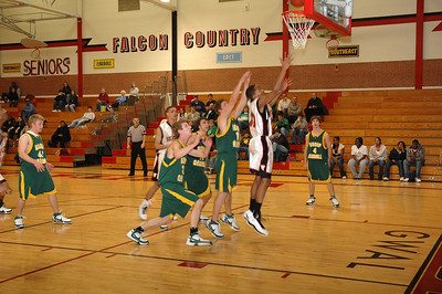 Heights vs Carrol Boys JV Feb 21, 2008