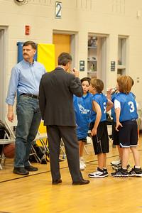 Blue Fire vs Wizards (29 Jan 2010)