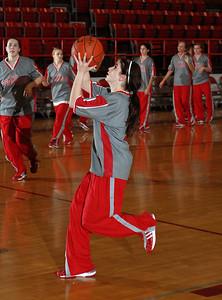 2009-2010 Benton Girls Basketball
