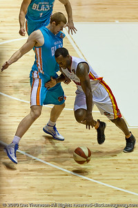 Gold Coast Blaze v Melbourne Tigers NBL Basketball, Sunday 21 November 2010, GCCEC.