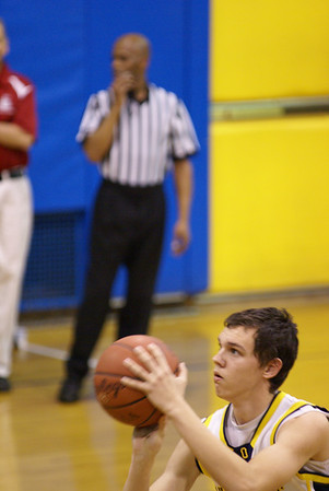2010 Oakwood vs M. Union basketball