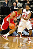 """Ohio State University's Senior Guard/Forward David Lighty (#23) and Miami (OH) University's Senior Guard/Forward Antonio Ballard (#35) in the first period of play at the Value City Arena at The Jerome Schottenstein Center in Columbus, Ohio Friday afternoon November 26, 2010. The Buckeyes defeated the RedHawks 66-45.  (© James D. DeCamp / Southcreek Global Media) 