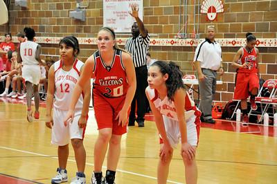 Heights at North Basketball Dec 2, 2011