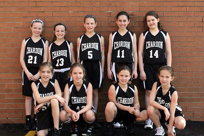 2011-2012 Chardon 4th Grade Travel Bball
