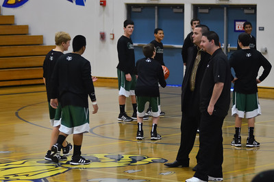 2011 Dixon Freshman Boys vs Wood
