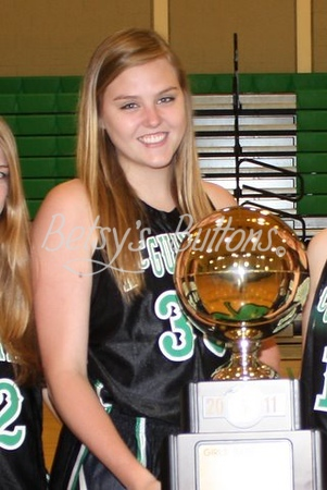 2011 McGuinness Girl's State Champs