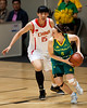 "Rachael Flanagan, Nan Chen - Opals v China International Women's Basketball, Logan Metro Sports Centre, Crestmead, Queensland, Australia; 24 July 2011. Photos by Des Thureson:  <a href=""http://disci.smugmug.com"">http://disci.smugmug.com</a>."