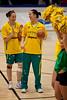 "Kristen Veal, Rachael Flanagan - Opals v China International Women's Basketball, Logan Metro Sports Centre, Crestmead, Queensland, Australia; 24 July 2011. Photos by Des Thureson:  <a href=""http://disci.smugmug.com"">http://disci.smugmug.com</a>."