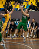 "Scott Paget, Jarred Bairstow - QBL Quarter Final Basketball: Gold Coast Rollers v Brisbane Capitals; Carrara, Gold Coast, Queensland, Australia. Photos by Des Thureson:  <a href=""http://disci.smugmug.com"">http://disci.smugmug.com</a>."