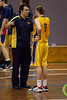 "Dale Ryan, Kurt Thompson - QBL Quarter Final Basketball: Gold Coast Rollers v Brisbane Capitals; Carrara, Gold Coast, Queensland, Australia. Photos by Des Thureson:  <a href=""http://disci.smugmug.com"">http://disci.smugmug.com</a>."