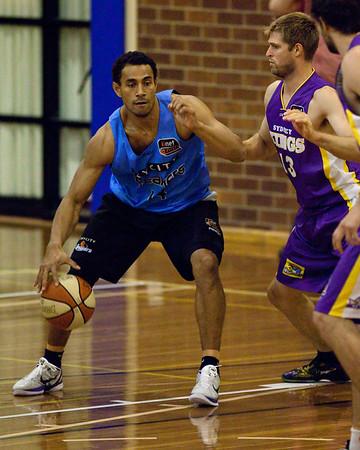 2nd Gallery: Sunshine State Challenge: Pre-season NBL Basketball, Gold Coast & Brisbane, Queensland, Australia; 22-24 September 2011. Photos by Des Thureson