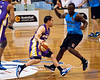 "Sydney Kings v New Zealand Breakers - Sunshine State Challenge Pre-season NBL Basketball, Southport School, Gold Coast, Queensland, Australia; 22 September 2011. Photos by Des Thureson:  <a href=""http://disci.smugmug.com"">http://disci.smugmug.com</a>."