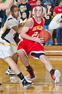 Watkins Memorial High School in the second quarter of play against Big Walnut Tuesday night, December 6, 2011 at Watkins Memorial High School.  (© James D. DeCamp | http://www.JamesDeCamp.com | 614-367-6366)
