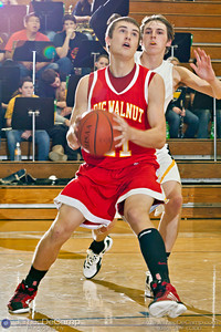 Watkins Memorial High School in the first quarter of play against Big Walnut Tuesday night, December 6, 2011 at Watkins Memorial High School.  (© James D. DeCamp | http://www.JamesDeCamp.com | 614-367-6366)