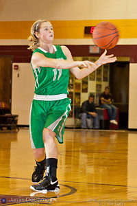 Dublin Scioto High School in the second quarter of play against Westerville North High School Friday night December 16, 2011 at Westerville North High School.  (© James D. DeCamp | http://www.JamesDeCamp.com | 614-367-6366)