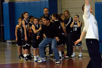 2011/2012 Grade 5 Girls Basketball