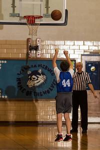 Blue Pythons vs Rampage (13 Jan 2013)