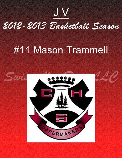 #11 Mason Trammell