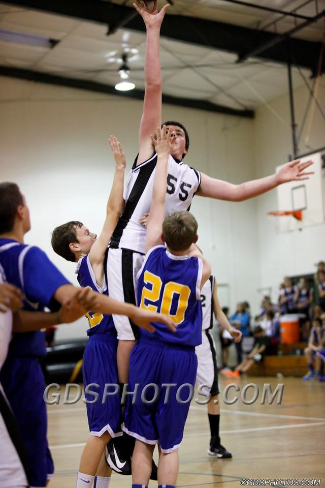 GDS_7th Grade Boys Basketball vs  Caldwell_11202012_221