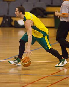 "Adam Gibson (""Gibbo"") - Boomers - Australian Men's Basketball Team Open Training Session, The Southport School, Gold Coast, Queensland, Australia; 12 July 2012. Photos by Des Thureson:  http://disci.smugmug.com."