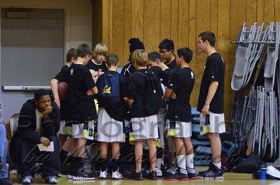 2012 CA Jacobs 8th Grade Boys vs Jepson
