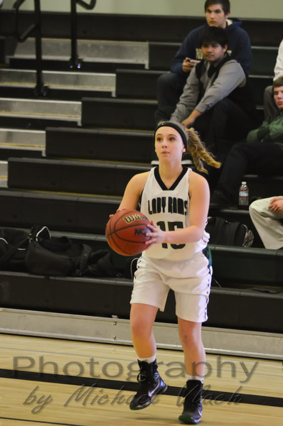 2012 Dixon JV Girls vs. Mesa Verde