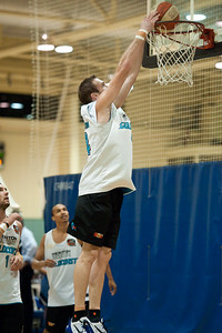 "Mark Worthington (""Wortho"") - Gold Coast Blaze Basketball Open Training Session; Boondall, Brisbane, Queensland, Australia; 18 February 2012. Photos by Des Thureson - http://disci.smugmug.com."