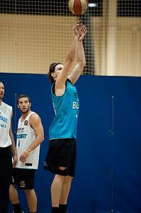 "Chris Goulding (""Bubbles"") - Gold Coast Blaze Basketball Open Training Session; Boondall, Brisbane, Queensland, Australia; 18 February 2012. Photos by Des Thureson - http://disci.smugmug.com."