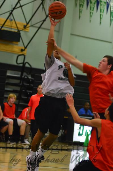 2012 Dixon Freshman Boys Scrimmage vs. Woodland