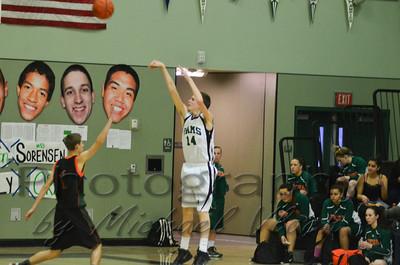 2013 Dixon JV Boys vs. Mesa Verde