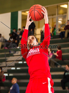 Annandale vs W-L Boys Varsity Basketball (26 Dec 2013)