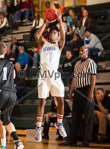 Centreville vs South Lakes Boys Varsity Basketball (26 Dec 2013)